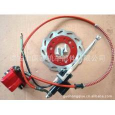 电动车碟刹 电动车液压制动器总成 电动车刹车泵车 小富康前碟刹