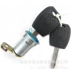 华普303行李箱锁芯 全车锁具配件批发 来图来样订做