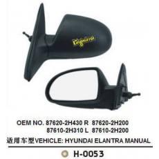 HYUNDAI H-0053现代车镜