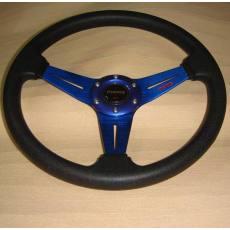 仿赛车方向盘 PU方向盘 14寸改装方向盘