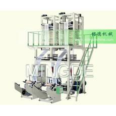 MD-H2系列单螺杆双模头吹膜机