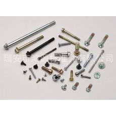 螺栓、螺钉类及轴类紧固件