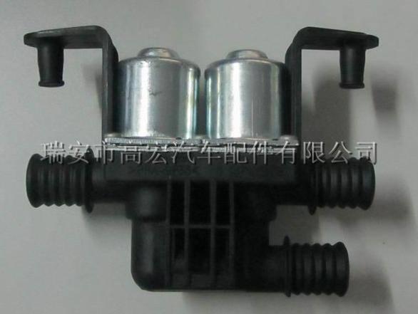 宝马x5,e53 暖水阀 暖水控制电池阀 暖风水阀 1147412159