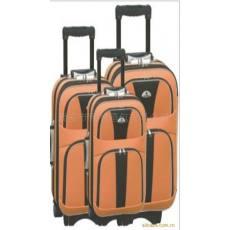 厂家供应EVA双色拉杆箱/旅行箱/行李箱
