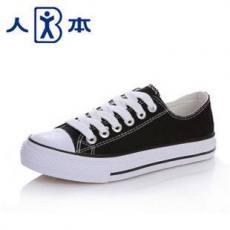 夏季情侣鞋 单鞋韩版潮 低帮布鞋子休闲鞋 男女鞋帆布鞋女