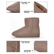 冬季女士棉靴 加厚短筒雪地靴棉鞋658