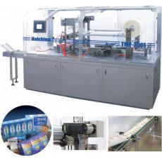TMP-300E/400E气动式全自动透明膜三维包装机(可带防伪易拉线)