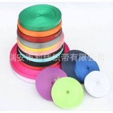 批发供应高质量尼龙单色织带 各种提花尼龙织带