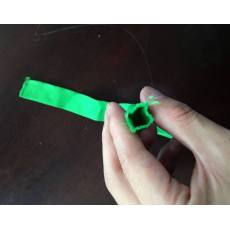 2.5cm空心带 涤纶空心织带 园林伸缩水管织带