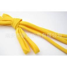 运动鞋 橘黄色 宽扁形鞋 定做长度 鞋带厂家