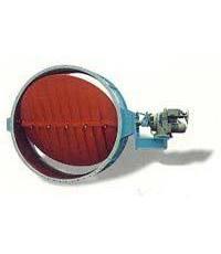 DYF 电动圆板阀