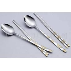 供应韩式不锈钢餐具