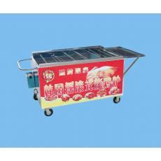 HX-6六排摇滚烤鸡炉
