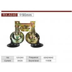 RX-A040Φ90mm 蜗牛喇叭