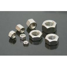 不锈钢六角焊接螺母