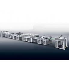 齐发娱乐官方网站_XGSG-1200D全自动UV厚薄纸三辊三机头全面上光机(UV厚薄纸三辊两机头)