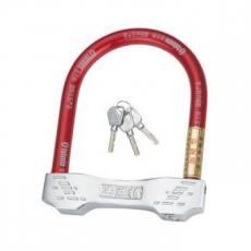 F6817自行车锁、摩托车锁、U型锁