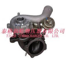 奥迪 大众 06A145713B 汽车涡轮增压器