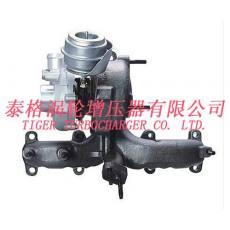 03G 253 014R涡轮增压器总成 大众 奥迪 福特
