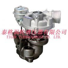 058145703N 涡轮增压器总成 大众 奥迪