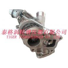 28200-42610涡轮增压器总成 现代