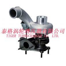 4404327涡轮增压器总成 雷诺 日产