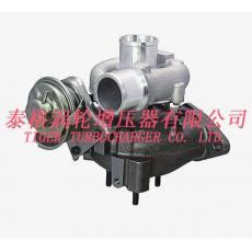 17201-27040涡轮增压器总成 丰田