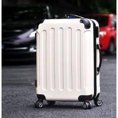 qile600_铆钉拉杆箱扩展万向飞机轮登机旅行行李箱