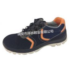 注塑安全鞋 - 低帮运动款 - PU 1002