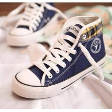 经典款帆布鞋 一本帆布鞋女鞋批发 现货201#