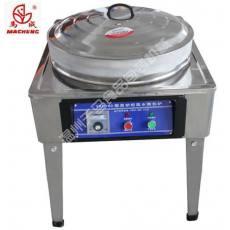煎包锅自动智通恒温水煎包锅大锅底铝材质煎包锅
