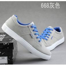 韩版男士板鞋休闲潮流男鞋子英伦时尚帆布鞋单鞋磨砂