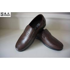 春季英伦时尚真皮皮鞋 批发牛皮男鞋