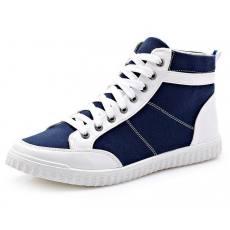 2014新款男士帆布鞋高帮鞋板鞋学生潮鞋休闲鞋韩版个性