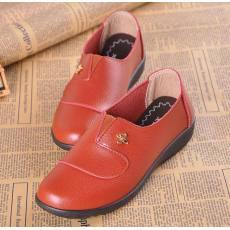 赛鹏 软底女式平底单鞋