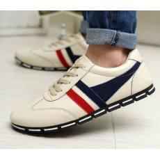 厂家直销 2014新款男鞋批发透气帆船鞋