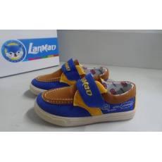 温州 蓝猫品牌 库存处理 魔术帖拼色男童鞋L2510 L3510