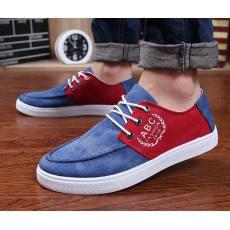2014夏季新款帆布鞋学生鞋