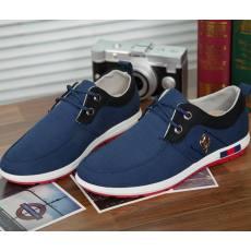厂家直销2014秋季新款时尚透气帆布鞋