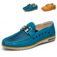 真皮英伦舒适休闲鞋欧美绅士上班鞋潮流时尚皮鞋