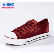 纯色经典款 帆布女鞋秋季韩版新款潮学生瑞安鞋厂家批发A851