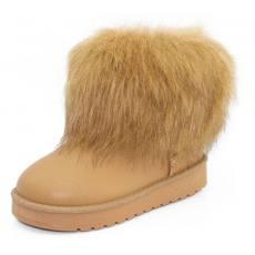 精品时尚童鞋 802 糖果色雪地靴 低价促销 款式齐全
