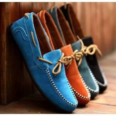 厂家直销2014夏季新款男士透气板鞋