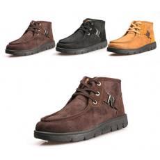 2014新款男士徒步休闲棉鞋