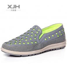 qile600_最新时尚舒适单鞋H16 男士单鞋批发