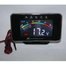液晶电压表 汽车仪表