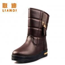 联迪冬季款雪地靴