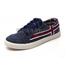 2014新款男鞋 韩版时尚帆布鞋 男士休闲鞋L-079