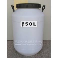 25L开口塑料圆桶