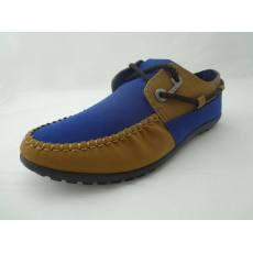 抢购超好评英伦平跟成年棉质徒步舒适休闲美观车缝线金属豆豆鞋